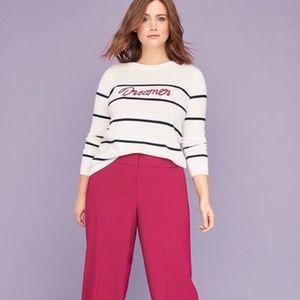 Lane Bryant Plus Size Dreamer Graphic Sweater